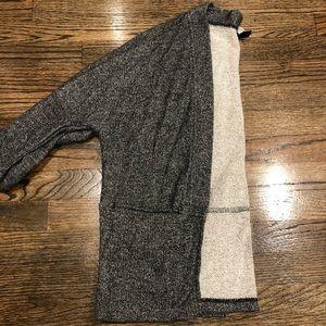 3/4 sleeve cardigan